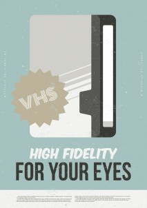 High Fidelity For Your Eyes