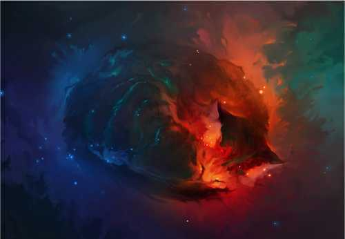Sleeping cat Nebula