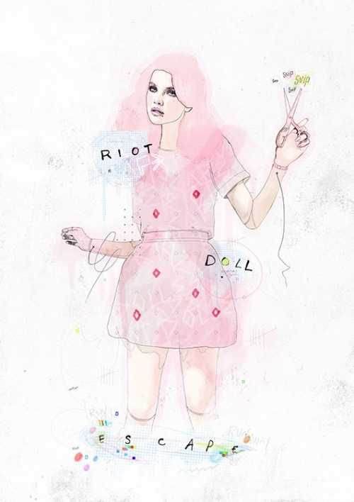 Riot Doll Escape